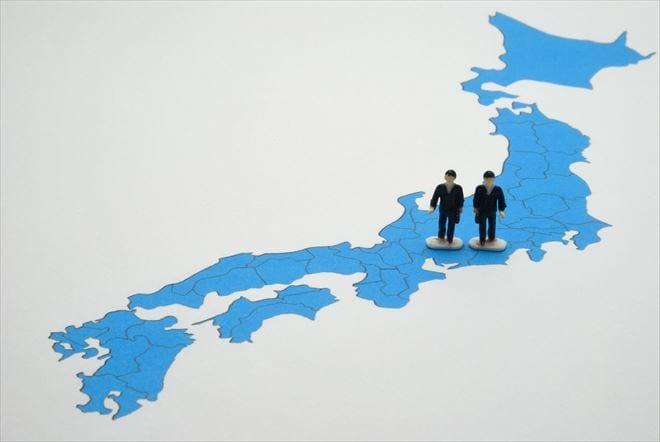 日本の地域